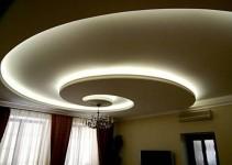 Спиральная подсветка