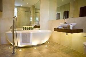 Декоративное освещение ванной