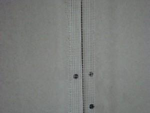 Проклейка стыков гипсокартона армирующей сеткой