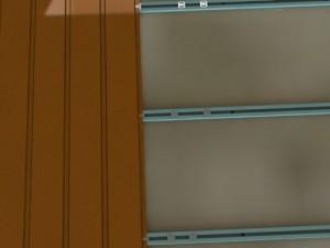 Монтаж панелей мдф к стене